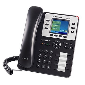 Grandstream GXP2130 HD IP Phone 3-line Colour Screen PoE