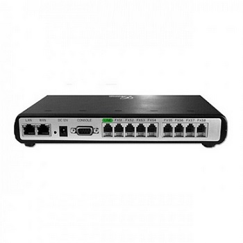 Grandstream GXW4008 8-Port FXS Gateway - Radicall