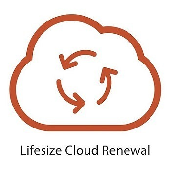 Lifesize Cloud 100 Renewal - 2 yr Renewal - Up to 100 Users