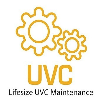 Lifesize UVC Multipoint - 35 ports (on UVC hardware 3380) - PAMS (1 yr)