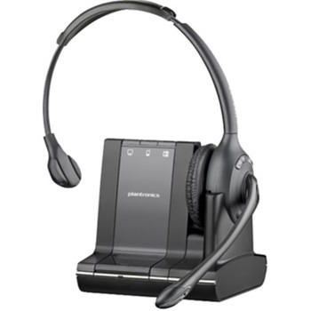 Plantronics Savi W710 Monaural Over-the-head Wireless Headset