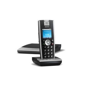 snom M9-R IP DECT Base with one DECT Phone